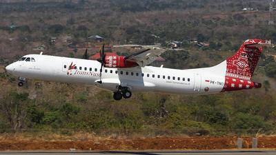 PK-TNO - ATR 72-212A(600) - TransNusa