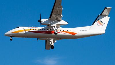 A picture of CFNXN - De Havilland Canada Dash 8300 - Air Creebec - © Romain Bigorgne