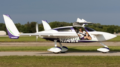 N114MV - Velocity XL-FG - Private