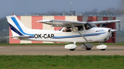 OK-CAP - Cessna 172S Skyhawk SP - Flying Academy