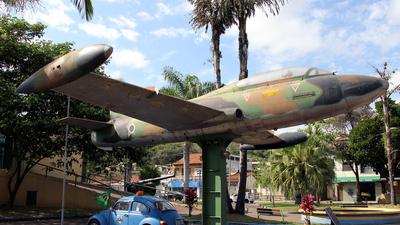 FAB4459 - Embraer AT-26 Xavante - Brazil - Air Force
