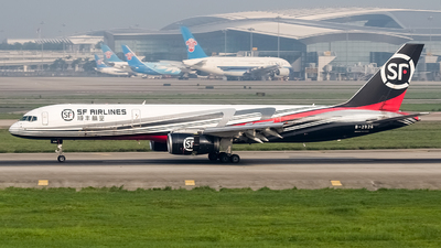 B-2826 - Boeing 757-2Y0(PCF) - SF Airlines
