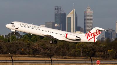 VH-FNY - Fokker 100 - Virgin Australia Regional Airlines