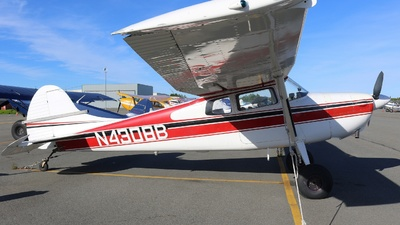 N4308B - Cessna 170B - Private