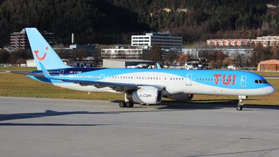 G-OOBP - Boeing 757-2G5 - TUI