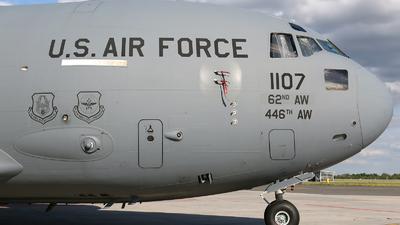 02-1107 - Boeing C-17A Globemaster III - United States - US Air Force (USAF)