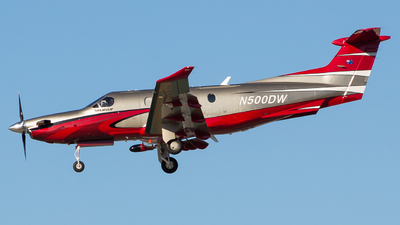 N500DW - Pilatus PC-12/47E - Private