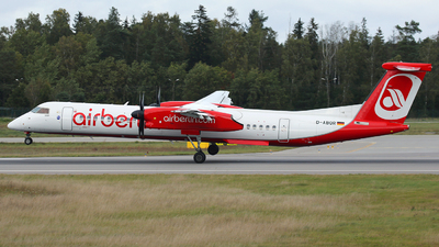 D-ABQR - Bombardier Dash 8-Q402 - Air Berlin (LGW Luftfahrtgesellschaft Walter)