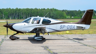 SP-DBA - Cirrus SR22T - Private