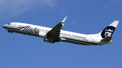 N435AS - Boeing 737-990ER - Alaska Airlines