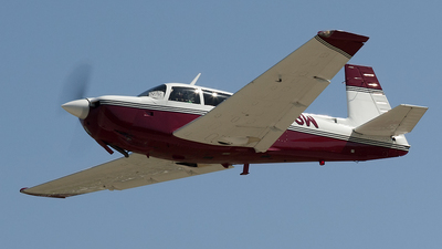 N1038W - Mooney M20J - Private
