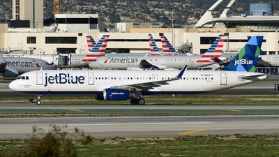 N962JT - Airbus A321-231 - jetBlue Airways