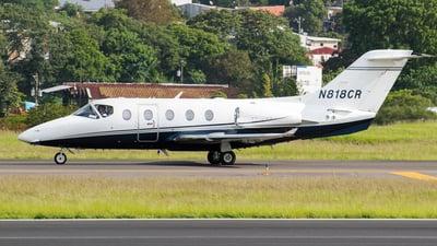 N818CR - Hawker Beechcraft 400A - Private