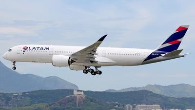PR-XTG - Airbus A350-941 - LATAM Airlines