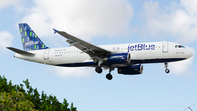 A picture of N624JB - Airbus A320232 - JetBlue Airways - © Nito