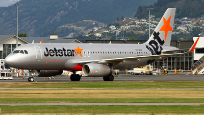 VH-VFV - Airbus A320-232 - Jetstar Airways