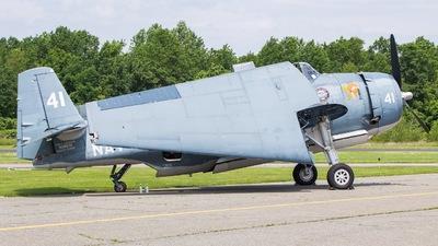 N3967A - General Motors TBM-3 Avenger - Private