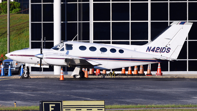 N421DS - Cessna 421C Golden Eagle - Private