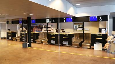 ESMX - Airport - Terminal