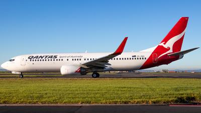ZK-ZQG - Boeing 737-838 - Qantas (Jetconnect)