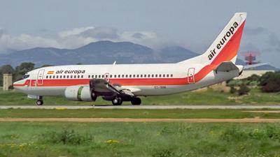EC-996 - Boeing 737-3L9 - Air Europa