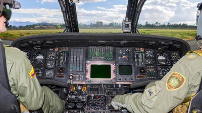 PNC-0600 - Sikorsky UH-60L Blackhawk - Colombia - Police