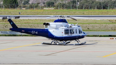 CP-4 - Bell 412EP - Cyprus - Police
