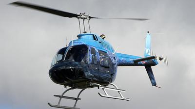 ZK-HIQ - Bell 206B JetRanger III - Private
