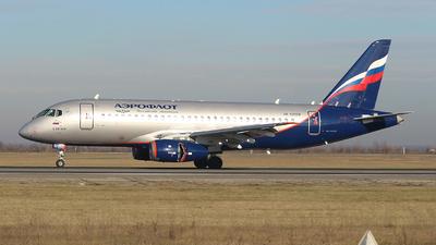 RA-89028 - Sukhoi Superjet 100-95B - Aeroflot