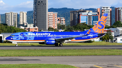 N817SY - Boeing 737-8K2 - Sun Country Airlines