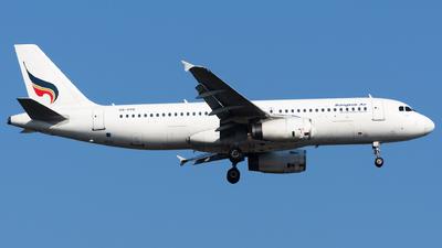 HS-PPE - Airbus A320-232 - Bangkok Airways