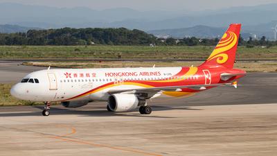 B-LPD - Airbus A320-214 - Hong Kong Airlines