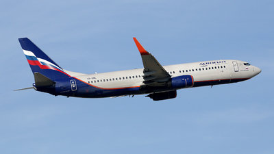 VP-BML - Boeing 737-8MC - Aeroflot