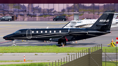 N612JD - Cessna 680 Citation Sovereign - Private