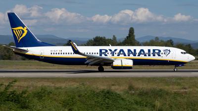 A picture of EIGJT - Boeing 7378AS - Ryanair - © Joel Basler