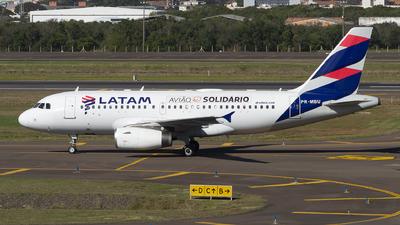 PR-MBU - Airbus A319-132 - LATAM Airlines