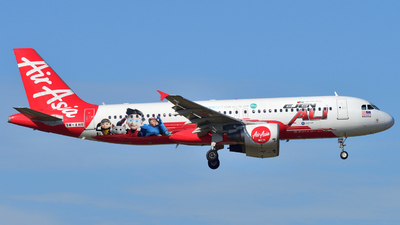 A picture of 9MAHR - Airbus A320216 - AirAsia - © flee