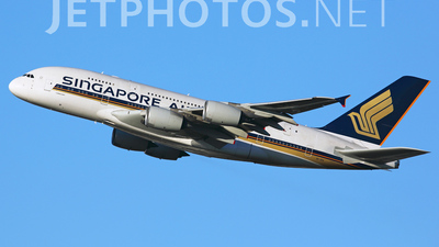 9V-SKA - Airbus A380-841 - Singapore Airlines