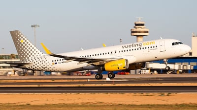 A picture of ECMBS - Airbus A320232 - Vueling - © Aitor Martinez Nieves
