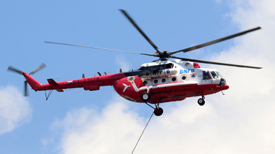 RA-27178 - Mil Mi-8AMT Hip - BNPB - Indonesian National Board for Disaster Management