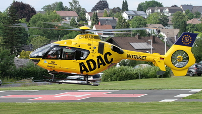 D-HXAB - Eurocopter EC 135P2+ - ADAC Luftrettung