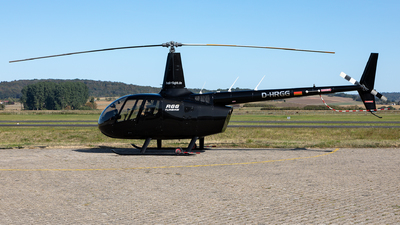 D-HRGG - Robinson R66 Turbine - Heli-Flight