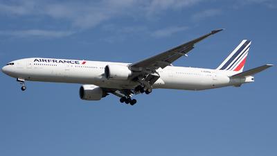 F-GZNQ -  - Air France