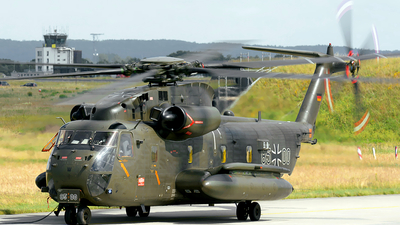 85-00 - Sikorsky CH-53GS - Germany - Air Force