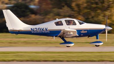 N29KK - Lancair LC40-550FG Columbia 300 - Private