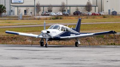 N595MA - Piper PA-28R-200 Cherokee Arrow - Sterling Flight Training