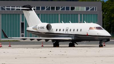 G-XONE - Bombardier CL-600-2B16 Challenger 604 - Gama Aviation
