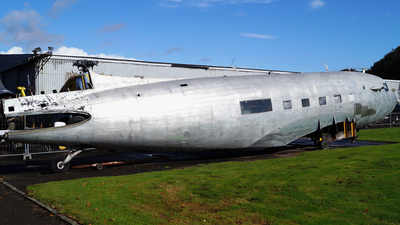 N4565L - Douglas DC-3A - Private
