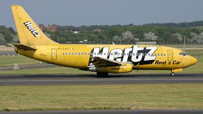EI-CJC - Boeing 737-204(Adv) - Ryanair