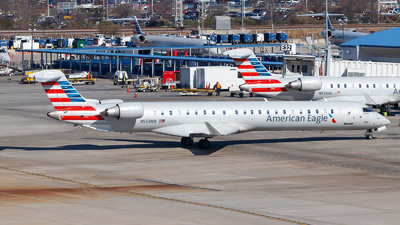 A picture of N559NN - Mitsubishi CRJ900LR - American Airlines - © Oliver Richter